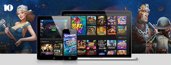 10Bet Casino App