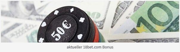 18bet.com Bonus 2