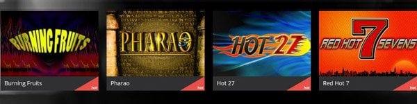 Spiel Portfolio 1x2-bet Casino
