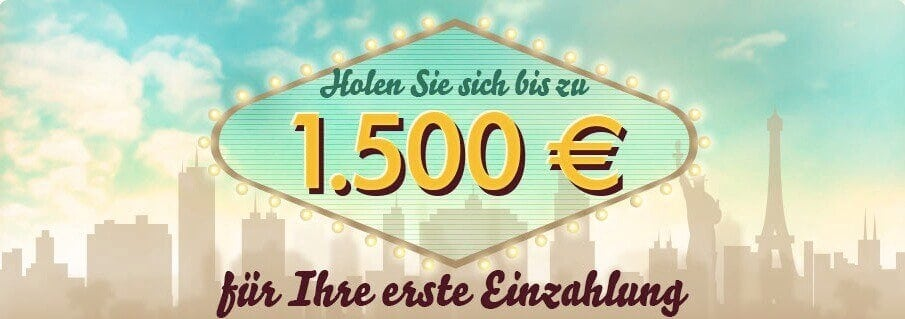 Neukundenbonus 777 Casino