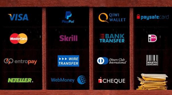 777 Casino PayPal ist eine der akzeptierten Einzahlungsmethoden
