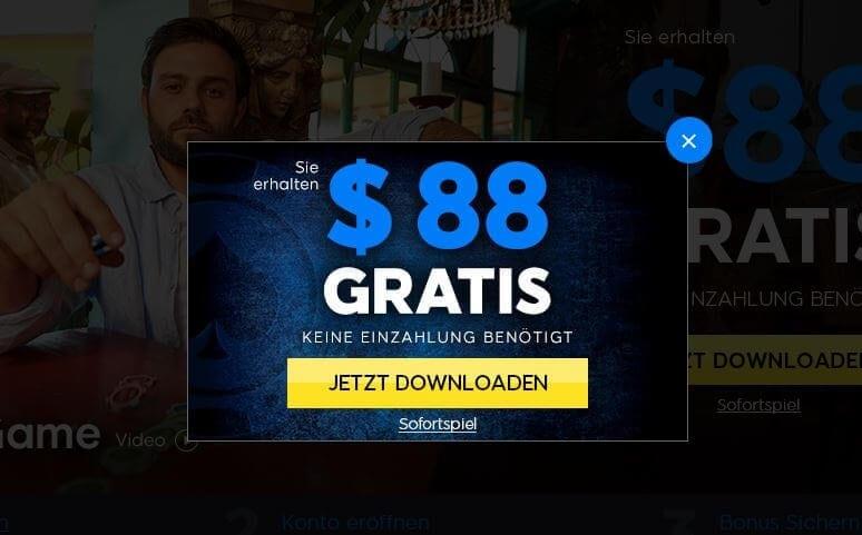 888 Poker Neukundenbonus auf 888poker.com