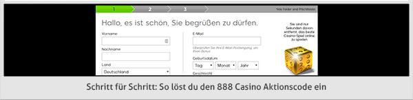 casino on net aktionscode
