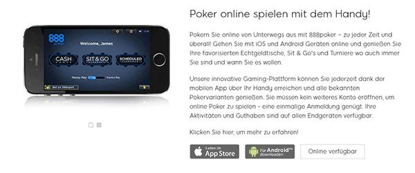 888Poker App
