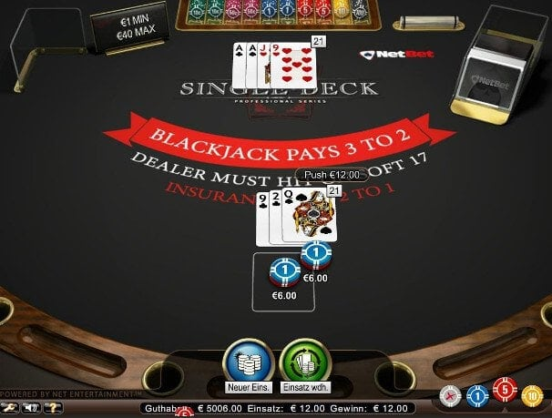 Blackjack Tipps & Tricks