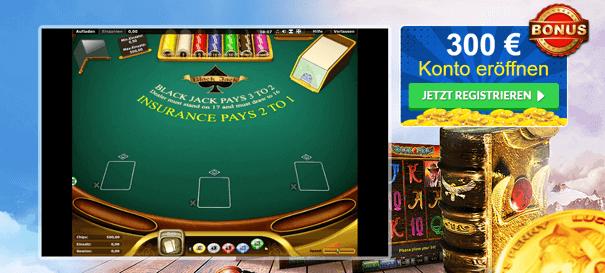 Blackjack PayPal Casino bei Quasar Gaming