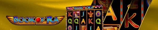 Book of Ra Casino mit PayPal: Slot auf Walzenprinzip
