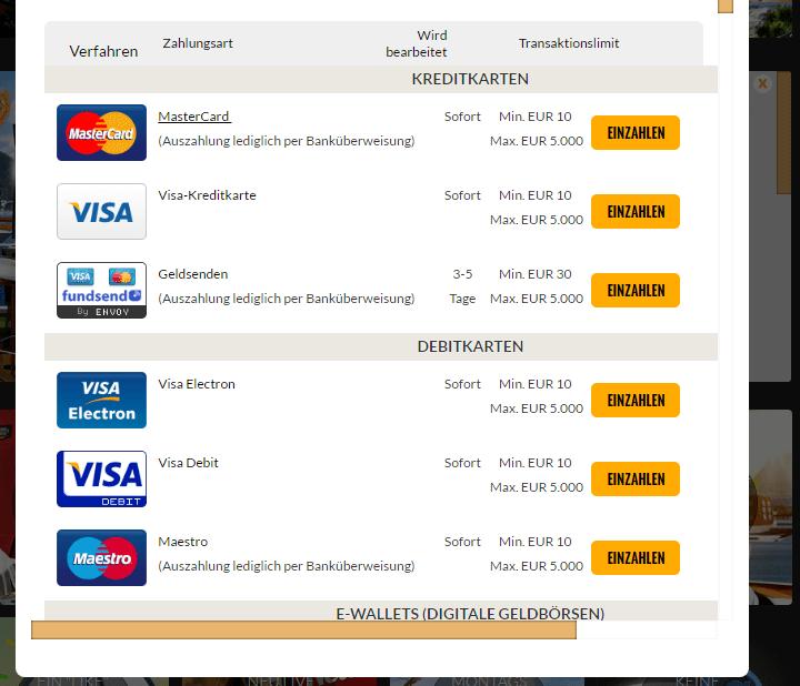 online casino ohne einzahlung briliant