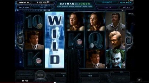 Auch Spiele über berühmte Filme helfen beim Freispielen von Casino Boni ohne Einzahlung