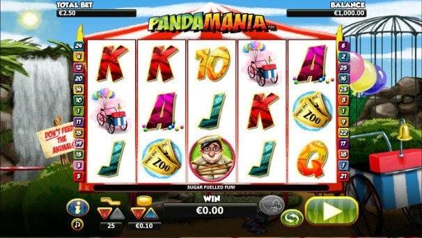 Spiele wie Pandamania versprechen noch mehr Gewinne