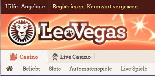 Leo Vegas Free Spins