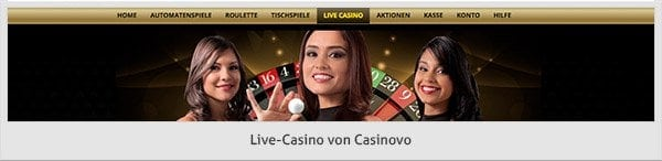 LiveCasino_Casinovo