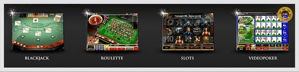 Luxury Casino Spieleangebot