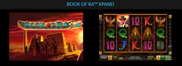 Novoline Casino mit PayPal Books of Ra
