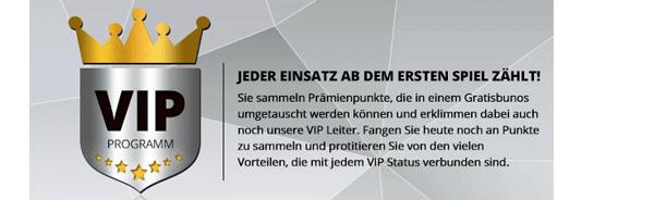Besonders VIP Angebot