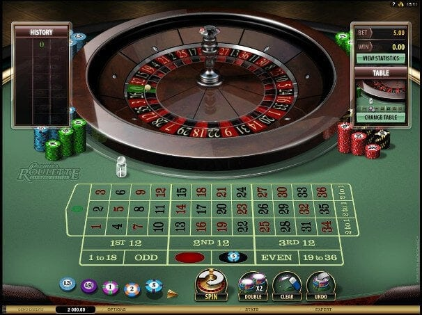 Roulette Null