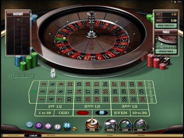 Null Beim Roulette 4 Buchstaben