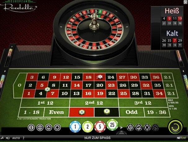 tipps fur roulette spielen