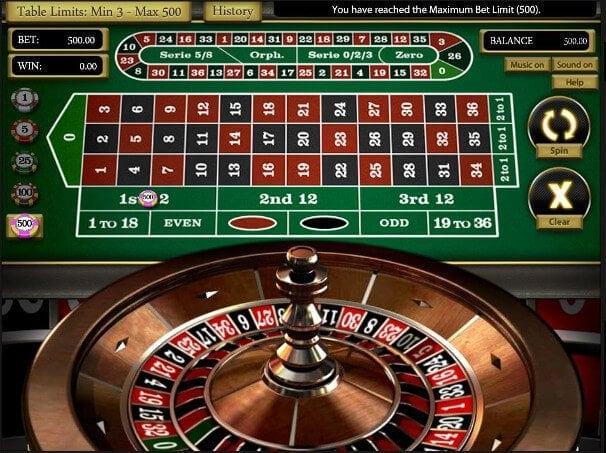 casino online bonus ohne einzahlung casino european roulette
