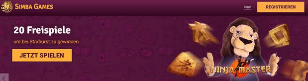 Simba Games Casino Erfahrungen