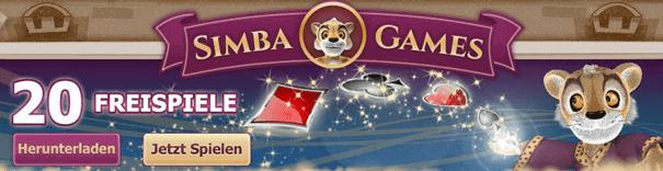 Simba Games PayPal Bonus nicht vorhanden