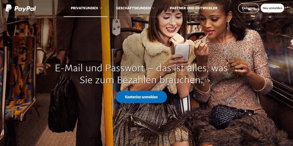 Einfach Sizzling Hot Casino mit PayPal spielen