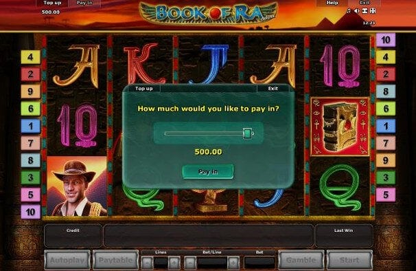 online casino book of ra buch des ra
