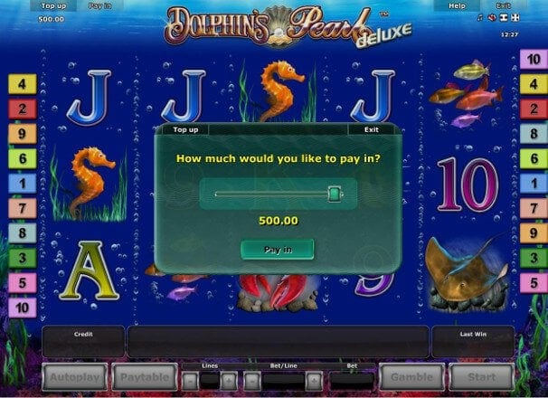 online casino strategie dolphin pearls