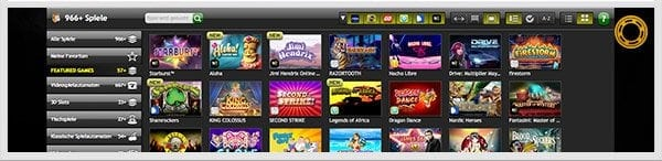 CasinoLuck Erfahrungen: Unterhaltsames Spiele-Angebot