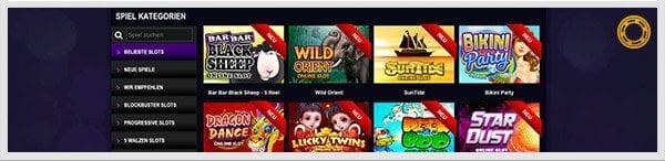 Crazy Vegas Casino Erfahrungen: Casino-Spiele in Top-Qualität