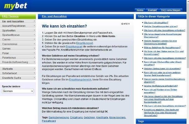sportwette online paypal