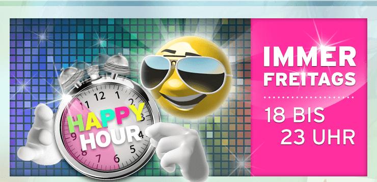 Sunnyplayer Happy Hour