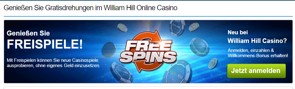 online william hill casino casino spielen