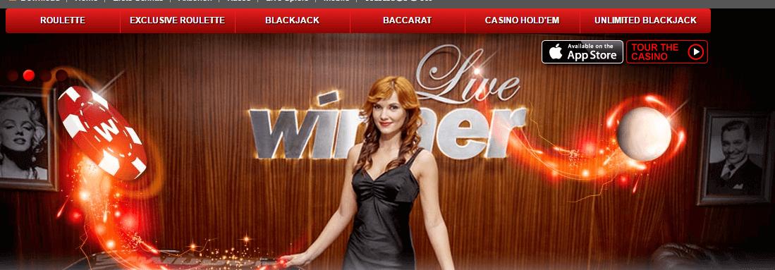 Winner Live-Casino
