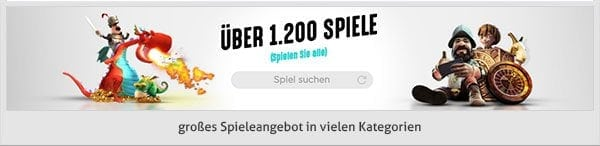 Spinit Casino Angebot