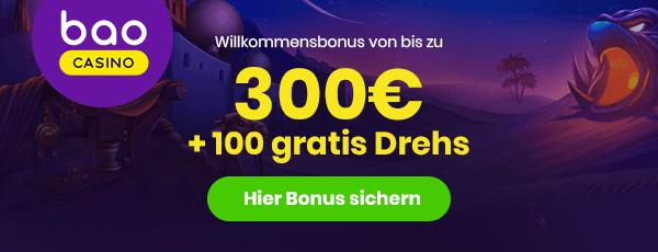 bao casino willkommensbonus