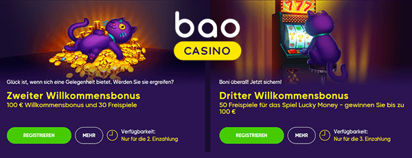 bao casino promotions