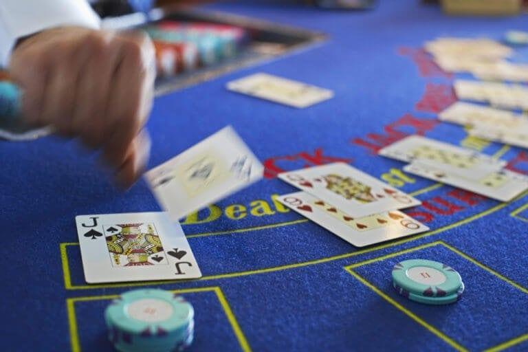 Auch Blackjack ist hoch im Kurs als bestes Casino Spiel