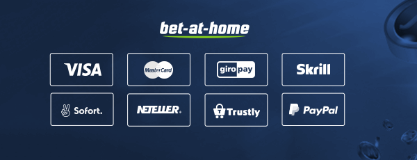 Bet-at-Home Casino Zahlungen