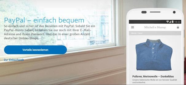 bet365 PayPal für Zahlungen nutzen