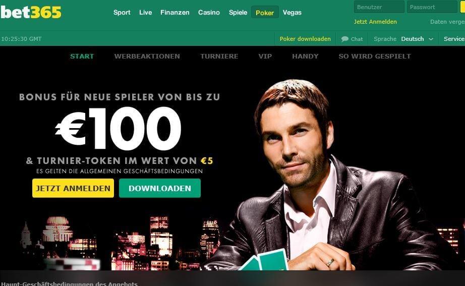 bet365 Poker Betrug oder seriös