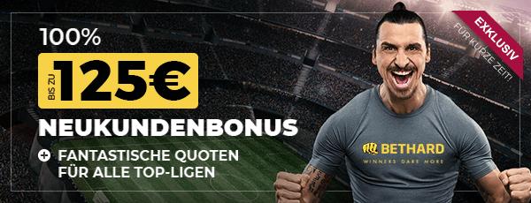 Bethard Sport Bonus