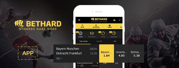 Bethard Sport App