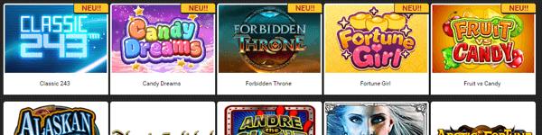 Betolimp Casino Online Slot Spiel