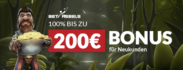 betrebels casino bonus 2