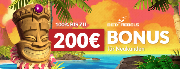 betrebels casino bonus