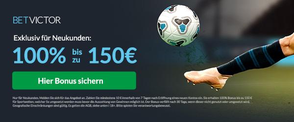 BetVictor Sport Bonus