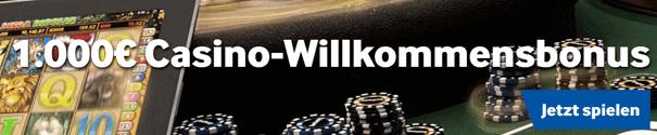 Im betway Casino PayPal nutzen und Willkommensbonus sichern