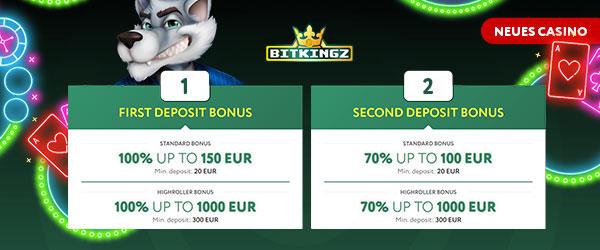 Bitkingz Promotion