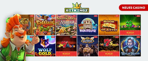 Bitkingz Spiele